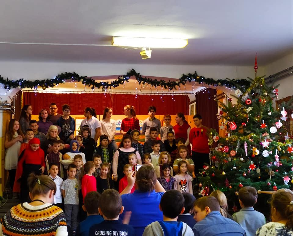 Karácsony Diósjenőn