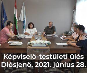 Képviselő-testületi ülés 2021. június 28.