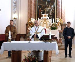 Húsvéti Szentmise Nógrádon